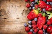 Освежающая фруктовая процедура на жаркие летние дни!