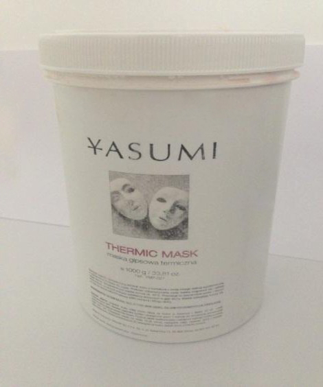Thermic Mask - Разогревающая гипсовая маска