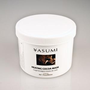Heating Cocoa Mask - Разогревающая какао маска